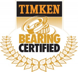 Timken Bearing Certified
