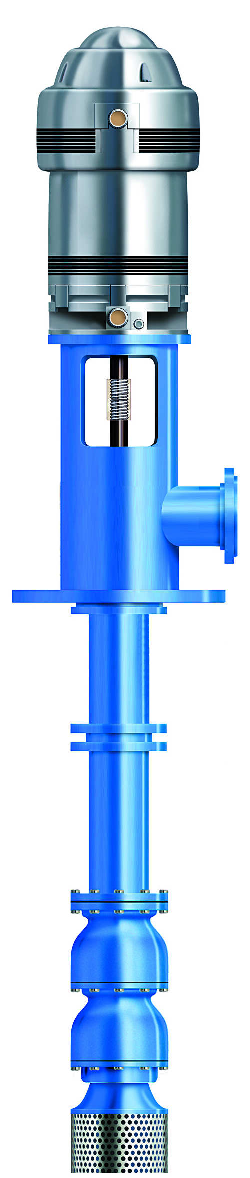 vertical turbine pumps