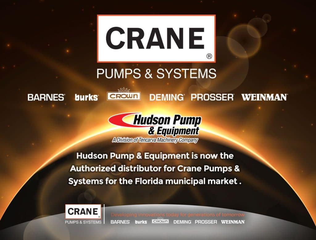 Crane Authorized Distributor
