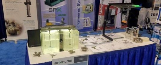 Hudson Pump at Florida Water Resources Conference