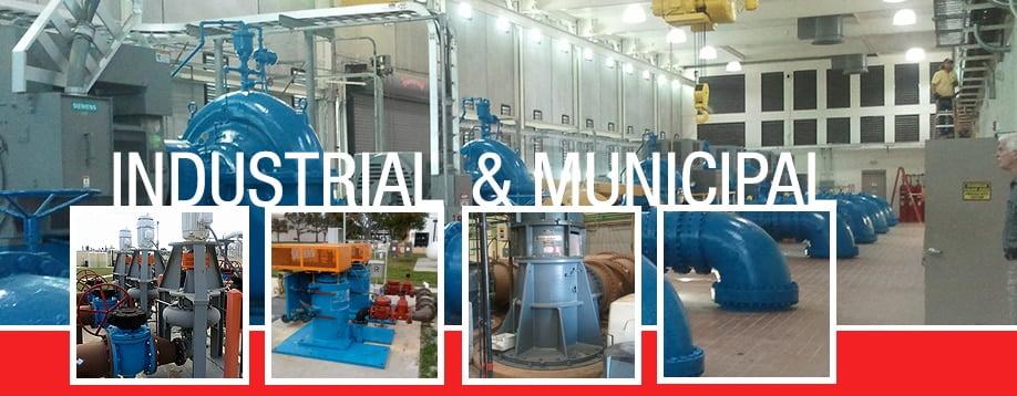 Hudson Pump Industrial and Municipal